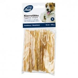 Real Dog Kierretikku 12 Cm 25 Kpl 100 G