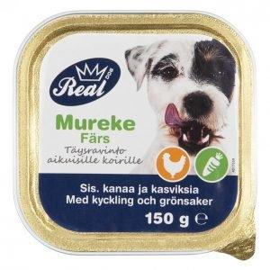 Real Dog Koiranruoka 150 G Adult Kana-Kasvis