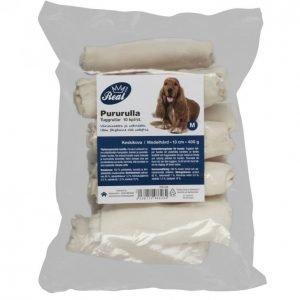 Real Dog Pururulla 13 Cm Vaalea 10 Kpl 400 G