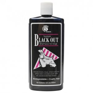 Ring-5 Lemmikkishampoo 355ml Black Out