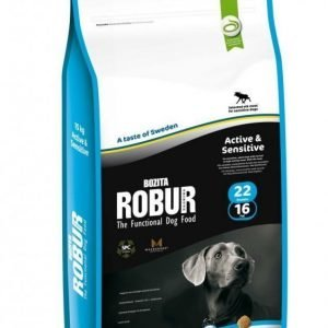 Robur Active & Sensitive 22 / 16 15kg