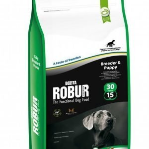 Robur Breeder & Puppy 30 / 15 15kg