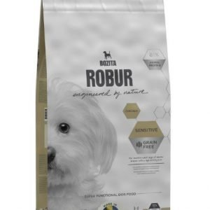 Robur Dog Adult Sensitive Grain Free Chicken 11