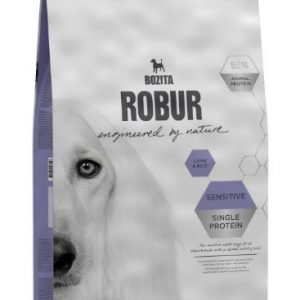 Robur Dog Adult Sensitive Single Protein Lamb 12