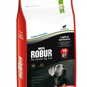Robur Light & Sensitive 19 / 07 12