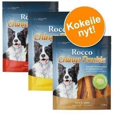 Rocco Chings Double -kokeilupakkaus 3 x 200 g