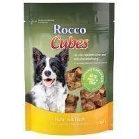 Rocco Cubes - säästöpakkaus: ankka & kala (2 x 150 g)