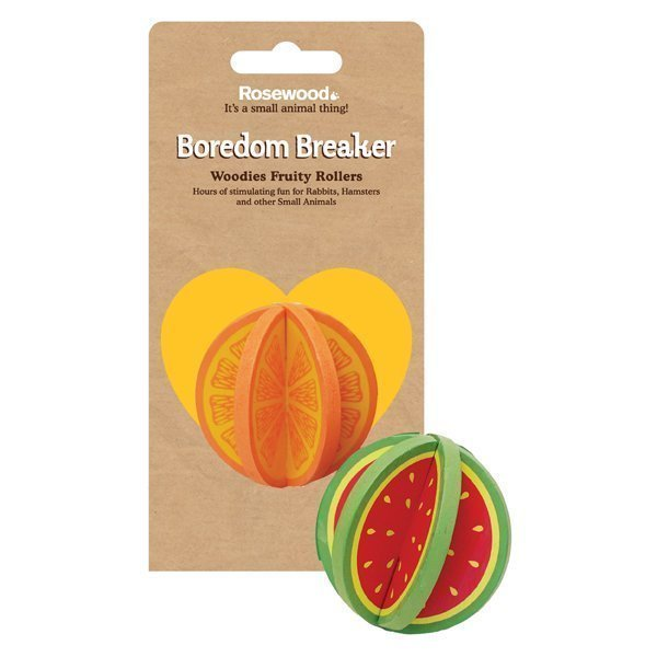 Rosewood Boredom Breaker Woodies Fruity Rollers