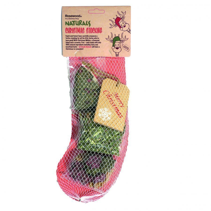 Rosewood Christmas Stocking Natural Candy