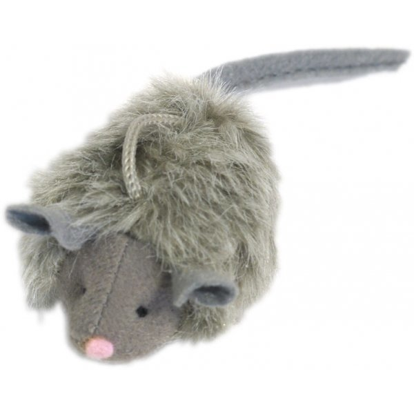 Rosewood Jolly Moggy Chirping Mouse