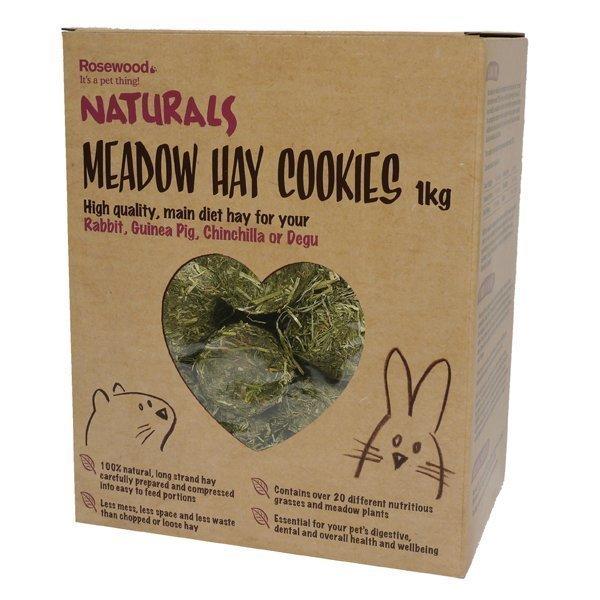 Rosewood Naturals Meadow Hay Cookies 1 Kg