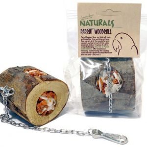 Rosewood Naturals Parrot Woodroll