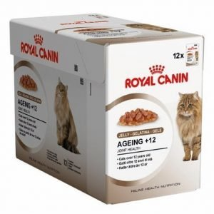 Royal Canin Ageing +12 In Jelly 12x85 G