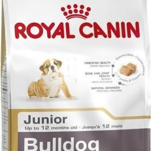 Royal Canin Bulldogg Junior 12kg