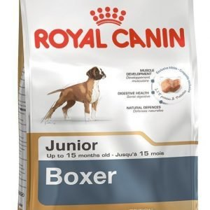 Royal Canin Dog Boxer Junior 12kg
