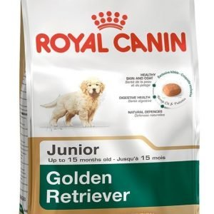 Royal Canin Dog Golden Retriever Junior 12kg