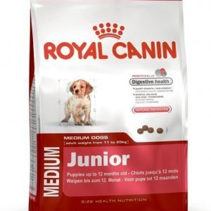 Royal Canin Dog Medium Junior 4kg