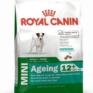 Royal Canin Dog Mini Ageing +12 3