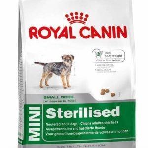 Royal Canin Dog Mini Sterilised 1.5 Kg