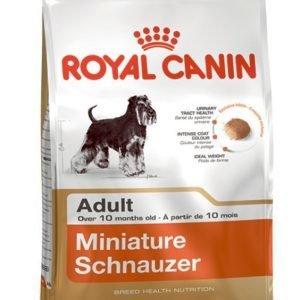 Royal Canin Dog Miniature Schnauzer Adult 3kg