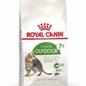 Royal Canin Feline Outdoor +7 4 Kg