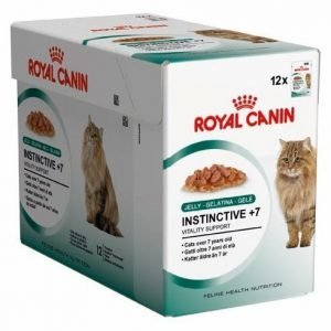 Royal Canin Instinctive +7 In Jelly 12x85 G