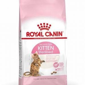 Royal Canin Kitten Sterilised 4 Kg
