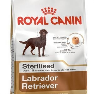 Royal Canin Labrador Retriever Sterilised 12 Kg