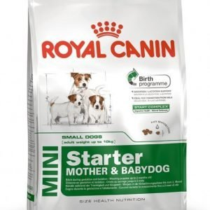 Royal Canin Mini Starter 8.5kg