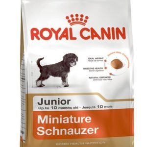 Royal Canin Miniature Schnauzer Junior 1.5kg