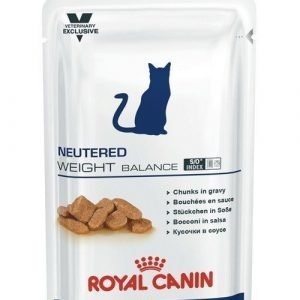 Royal Canin Neutered Weight Balance Wet 12x100g