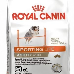 Royal Canin Sporting Life Agility 4100 Small 7