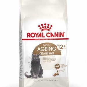 Royal Canin Sterilised 12+ 4 Kg
