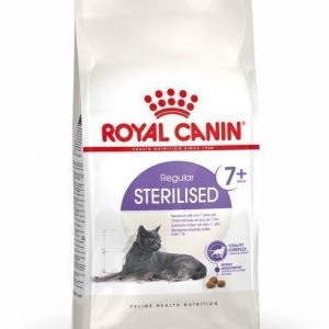 Royal Canin Sterilised +7 10 Kg