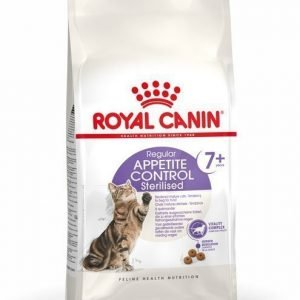 Royal Canin Sterilised Appetite Control 7+ 3