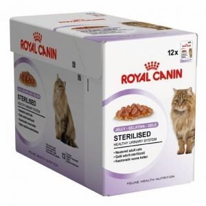 Royal Canin Sterilised In Jelly 12x85 G