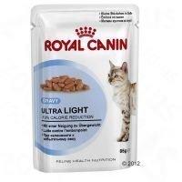 Royal Canin Ultra Light in Gravy - 12 x 85 g