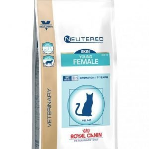 Royal Canin Vec Cat Young Female Skin 3
