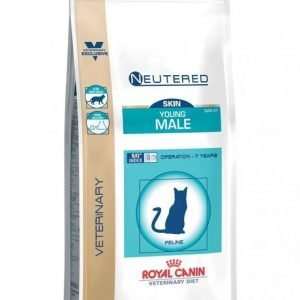 Royal Canin Vec Cat Young Male Skin 3