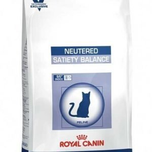 Royal Canin Vec Neutered Satiety Balance 3