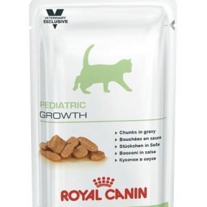 Royal Canin Vec Pediatric Growth Pouch 12x100g