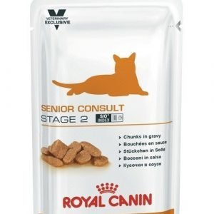 Royal Canin Vec Senior Consult Stage 2 Pouch 12x100g