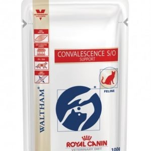 Royal Canin Veterinary Diets Cat Convalescence Support Pouch 12x100 G