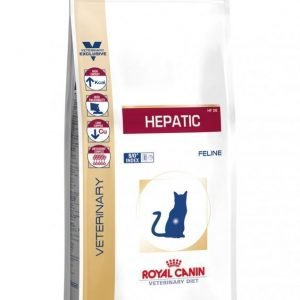 Royal Canin Veterinary Diets Cat Hepatic 4 Kg