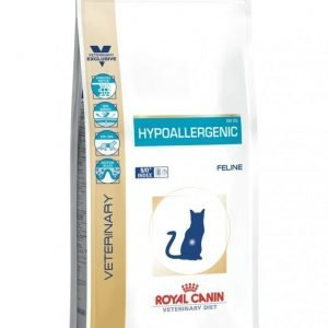Royal Canin Veterinary Diets Cat Hypoallergenic 4