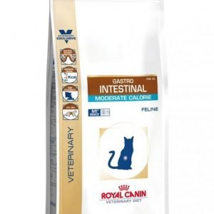 Royal Canin Veterinary Diets Cat Intestinal Moderate Calorie 4 Kg