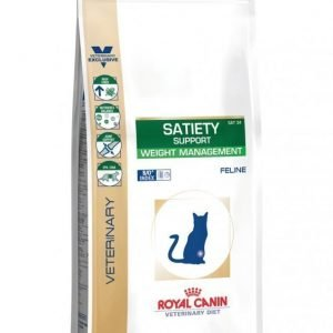 Royal Canin Veterinary Diets Cat Satiety 3