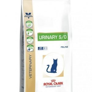 Royal Canin Veterinary Diets Cat Urinary S / O 1