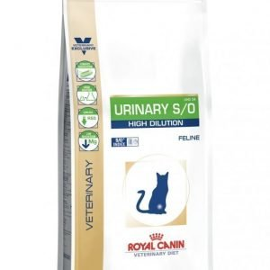 Royal Canin Veterinary Diets Cat Urinary S / O High Dilution 3
