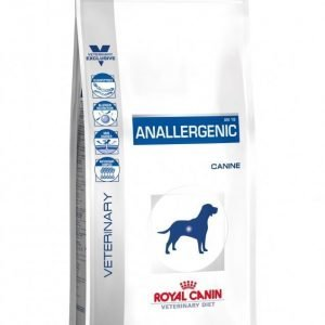 Royal Canin Veterinary Diets Dog Anallergenic 3 Kg